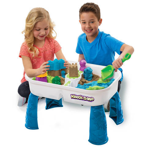 kinetic sand table